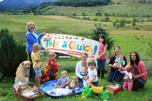 The Gaelic Playgroup