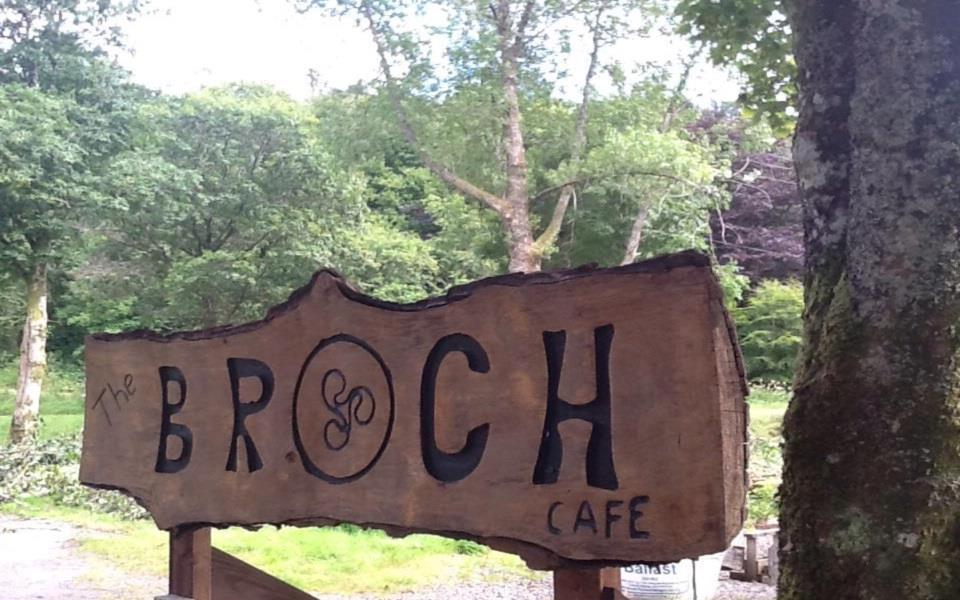 Welcome to the Broch Cafe