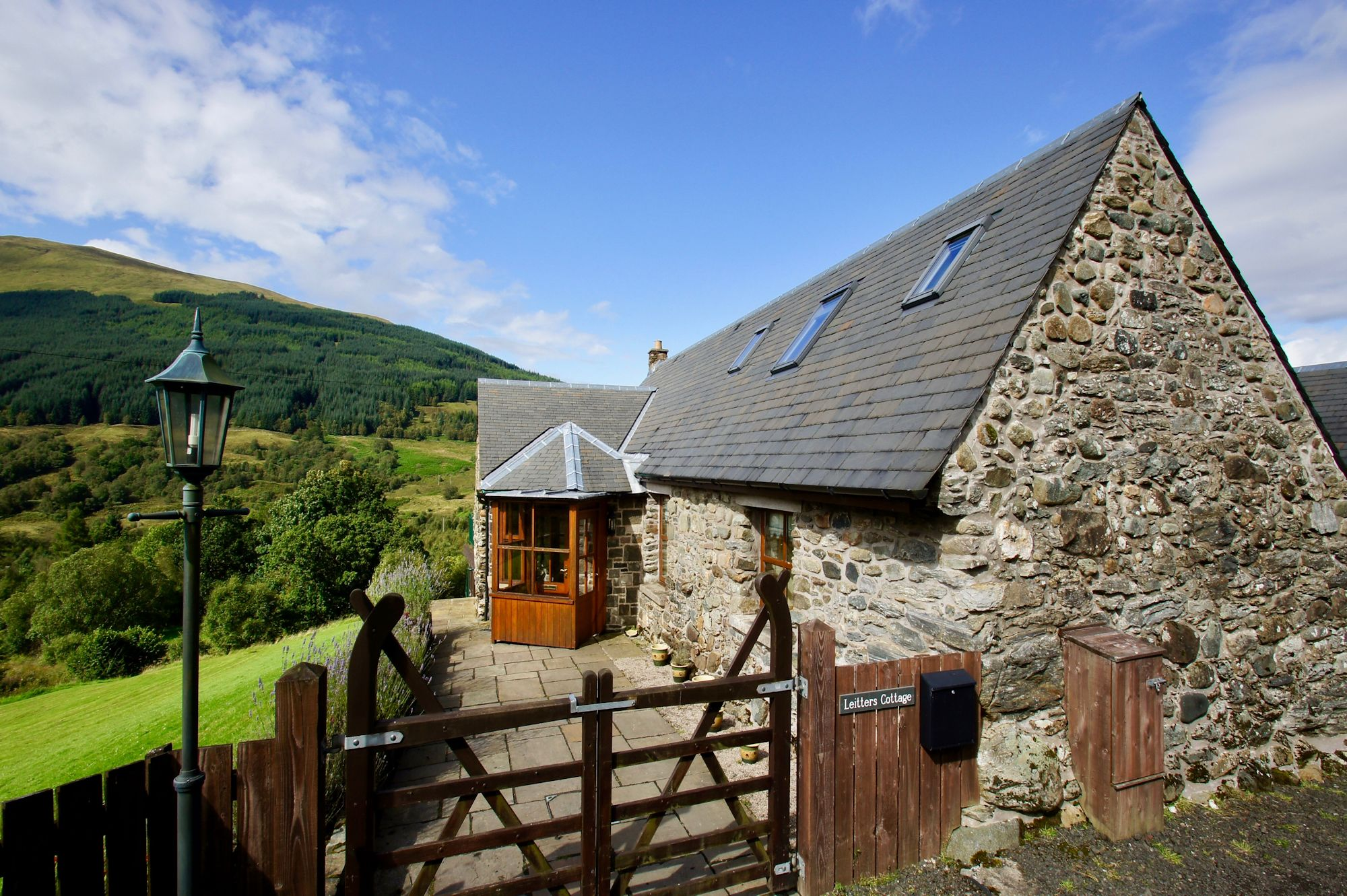 Leitters Cottage Balquhidder