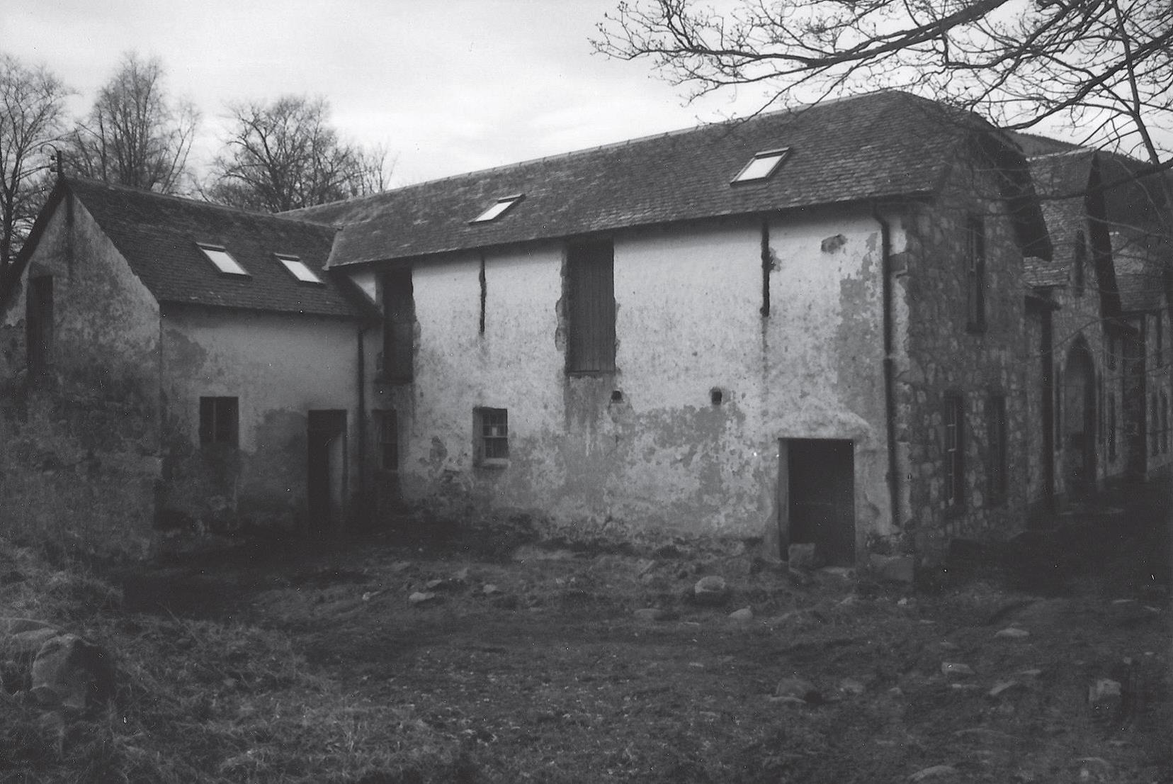 Stronvar House and Farm 2