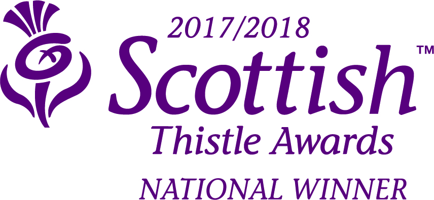 Thistle Awards National Winner 2017-18 LF