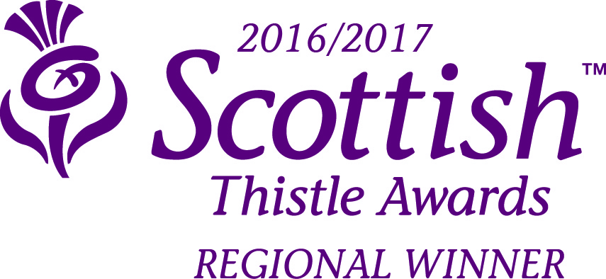 Thistle Awards Regional Winner 2016-17