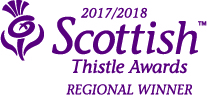 Thistle Awards Regional Winner 2017-18