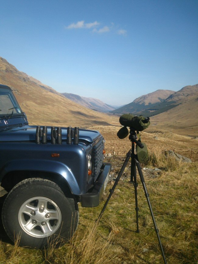 Landrover Safaris, Hidden Glen,